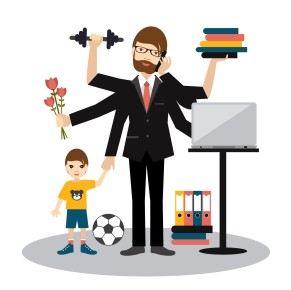 Image result for work life balance clipart