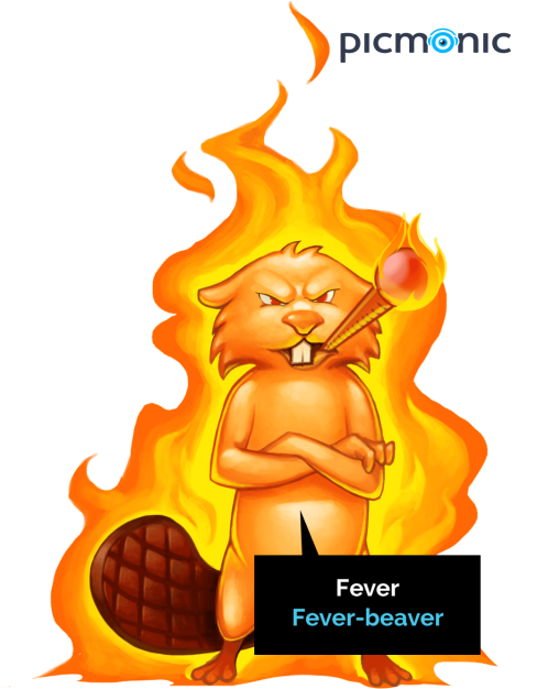 picmonic-fever